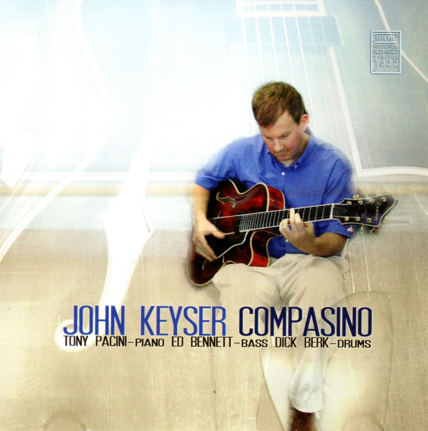John Keyser Compasino